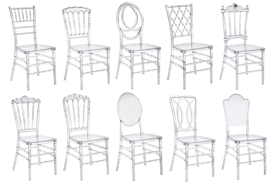 Resin chiavari chair is a good choice for event party