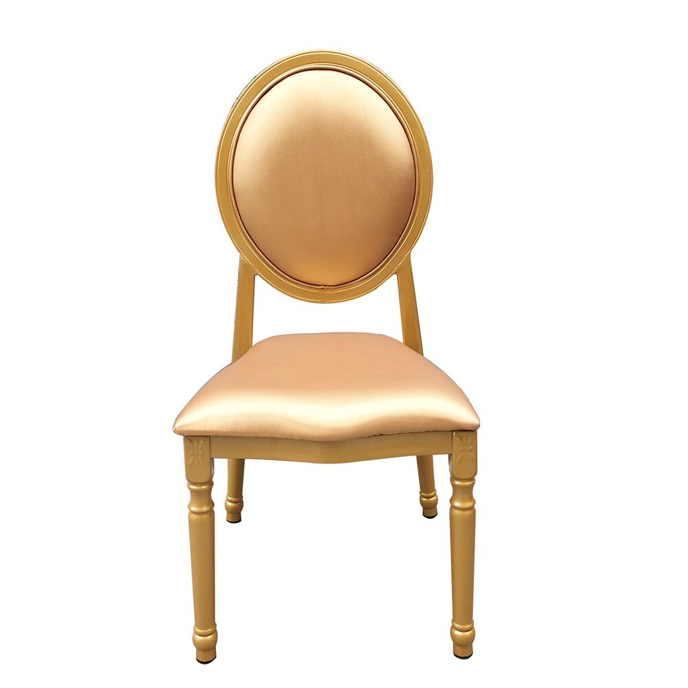 Massive Selection for Threading Steel Chairs - Banquet Hall Furniture SF-L13 – Jiangchang Furniture