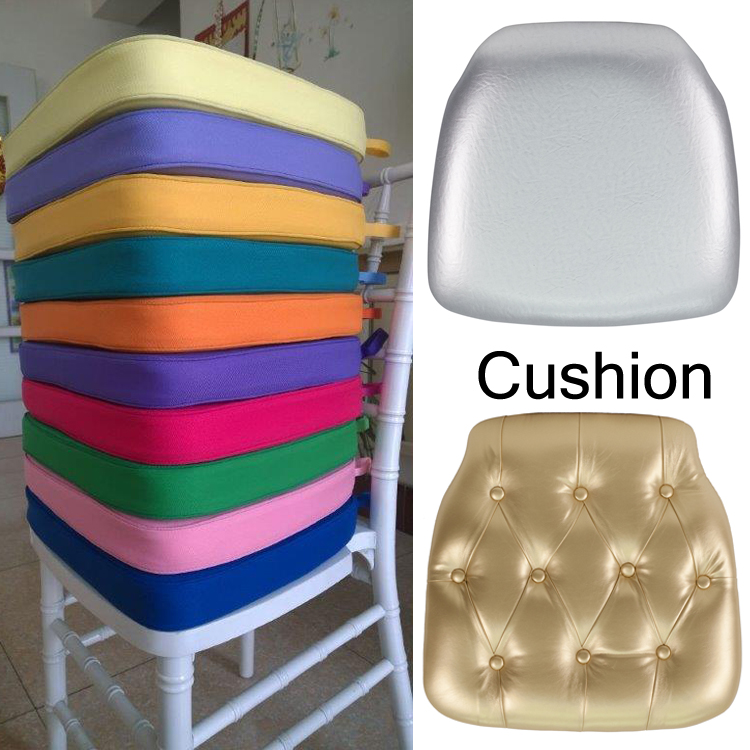 You know how to choose the cushion for chiavari chair ?