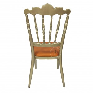 Gold napoleon chair SF-ZJ24