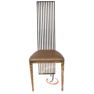 China wholesale Stacking Chairs For Sale - Steel Dining Chairs SF-SS04 – Jiangchang Furniture