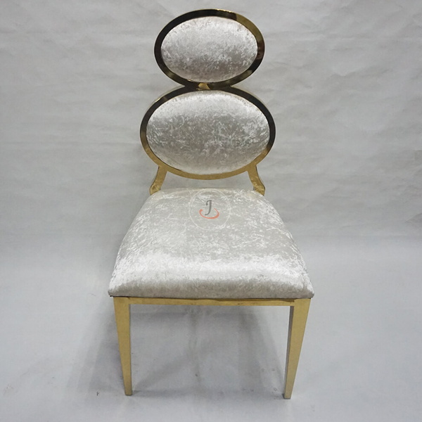 OEM China Church Kneeler For Sale - wedding and event upholstered metal dining chair SF-SS16 – Jiangchang Furniture