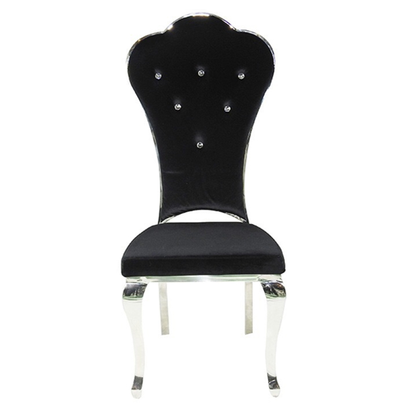 2017 Good Quality Banquet Party Chair - China cheap king throne banquet chair for weddings and events  SF-SS15 – Jiangchang Furniture