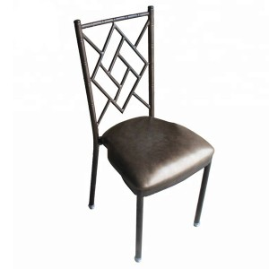 Cross back chiavari chair SF-ZJ21
