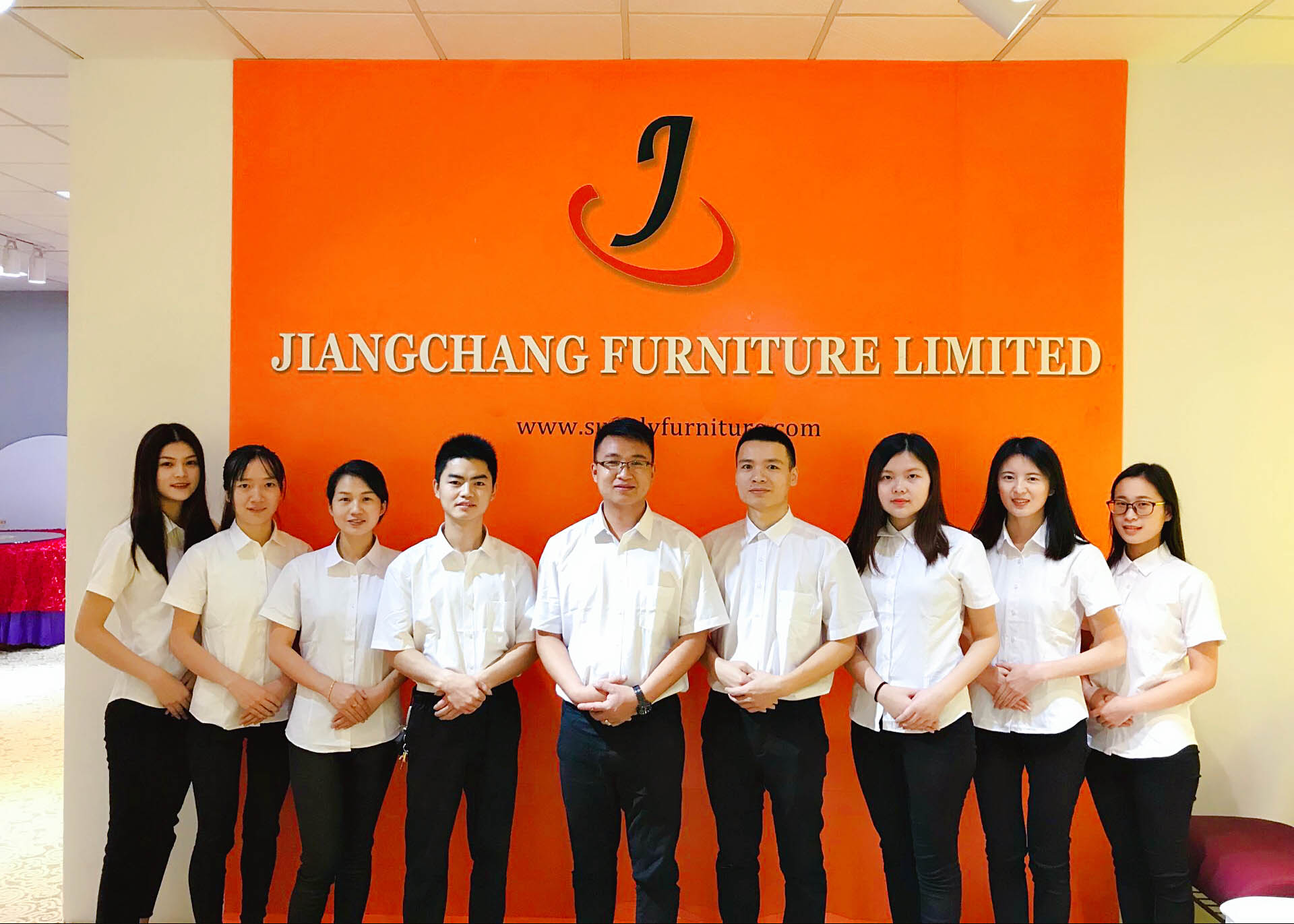 Jiangchang furniture team