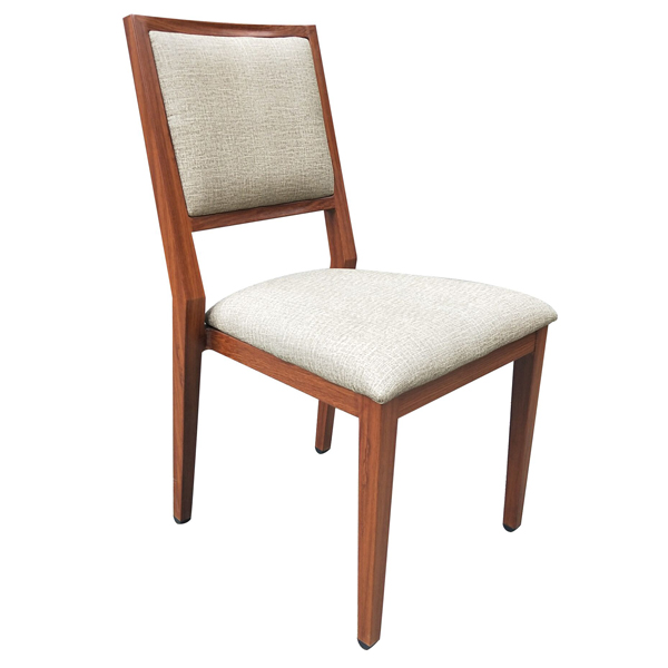 Factory Supply Cheap Church Chair With Kneeler On Sale - Imitate wood chair SF-FM04 – Jiangchang Furniture