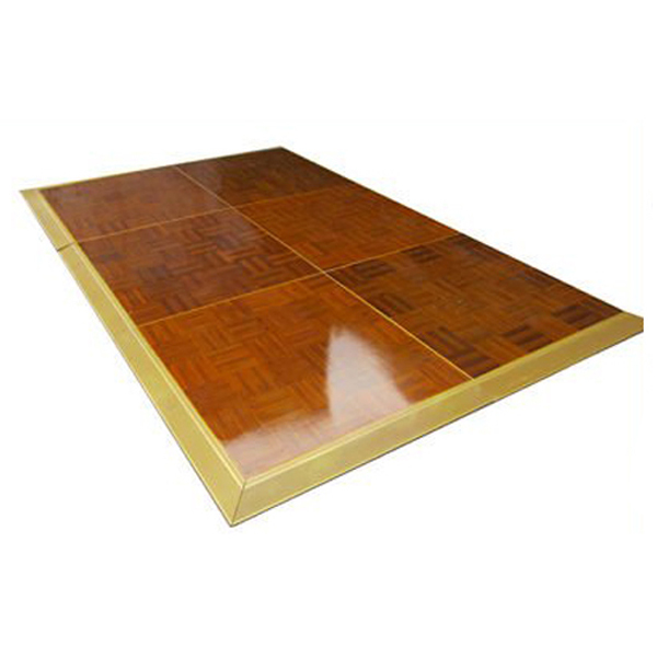 Teak wood dance floor SF-W01 Featured Image