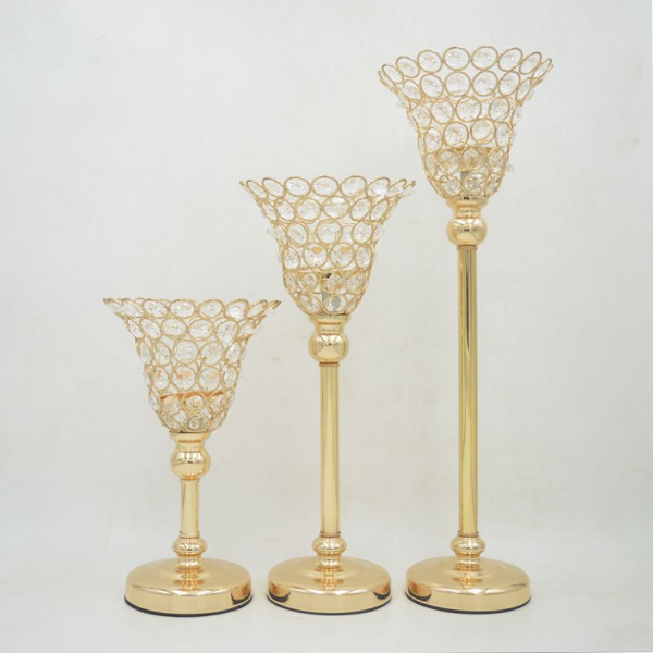 OEM China 1 – Factory Price Church Chair - wedding pineapple candle holder SF-ZT02 – Jiangchang Furniture