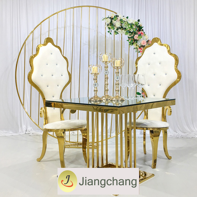 Royal-steel-frame-with-glass-dining-tables